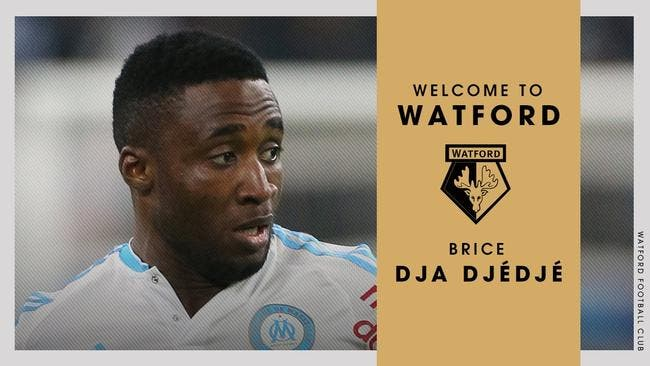 Officiel : Dja Djédjé quitte l'OM pour la Premier League