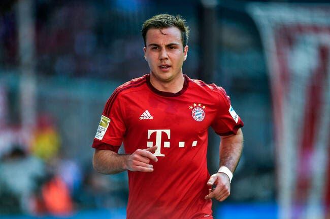 Officiel : Gotze signe son retour au Borussia Dortmund !