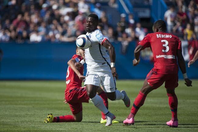 OL-PSG: Lyon garde la défaite de Montréal en travers de la gorge