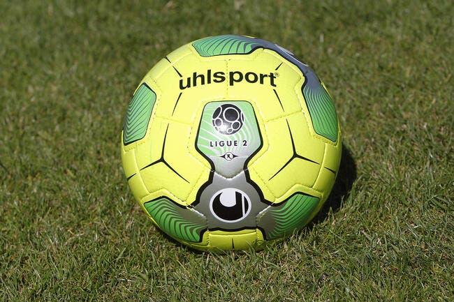 L2: Les 380 matchs de Ligue 2 en direct et en intégralité