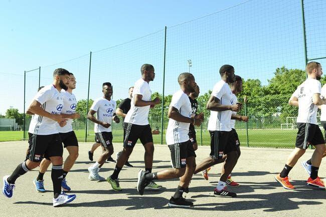 OL : Le groupe pour le match face au Sporting (samedi, 21h00)