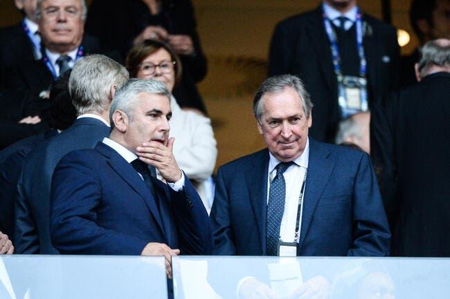 OL: Lyon dévoile le titre et le rôle d'Houllier