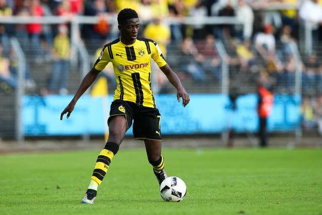 Vidéo : Ousmane Dembélé casse des reins contre Manchester United