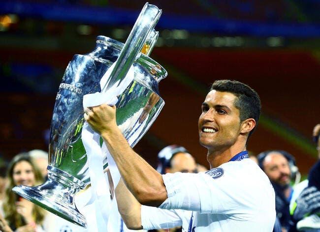 Cristiano Ronaldo parle contrat et fait une annonce