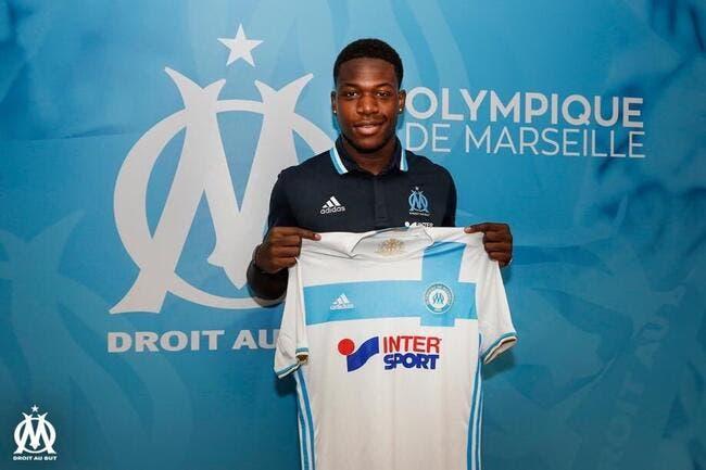 Officiel : Aaron Leya Iseka prêté à l'Olympique de Marseille