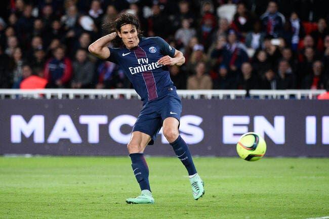 PSG : Si Cavani se rate, comment Emery va s'y prendre ?