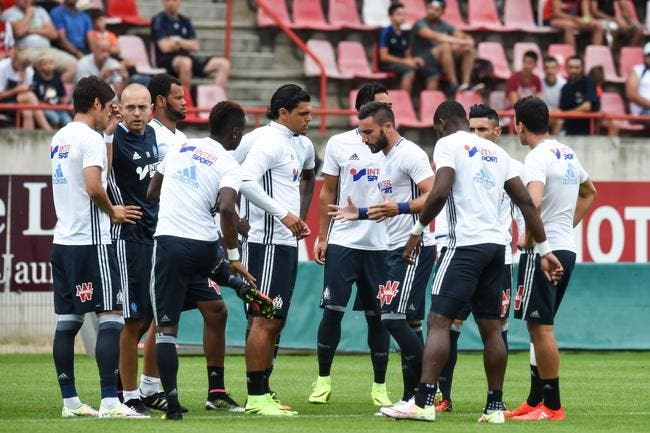 OM: La compo de Marseille face à Aachen