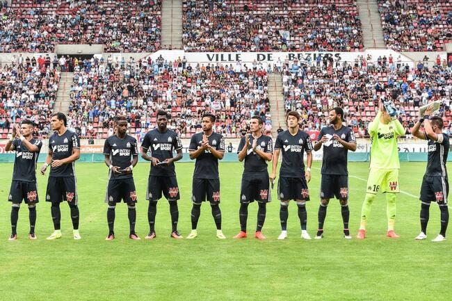OM: Marseille termine dernier du tournoi en Allemagne