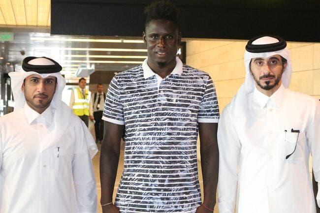 ASSE :  Bayal Sall est arrivé au Qatar et va quitter les Verts