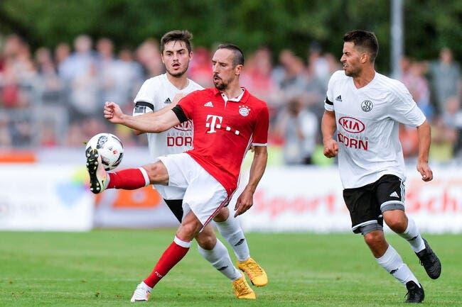 Bayern Munich : Le problème de Ribéry, c'était aussi Guardiola