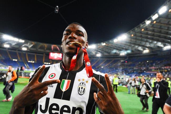 Mercato : La Juventus exige 130ME pour Paul Pogba !