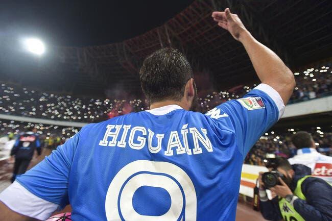 Naples : Higuain, De Laurentiis, FIFA... Maradona sort la faucheuse