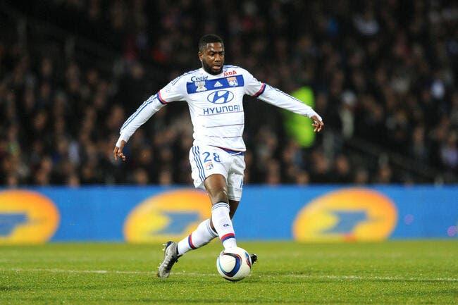 OL: Mvuemba a trouvé son nouveau club