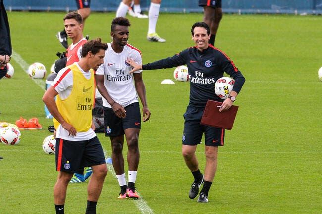 PSG : Un blacklisté d'Emery prêt à filer en Grèce