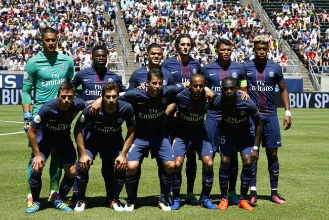PSG : Une victoire contre l'Inter et quelques suprises