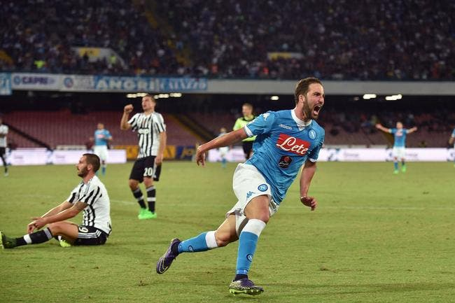 Mercato : Higuain à la Juventus c'est signé pour 90ME, mais pas officiel