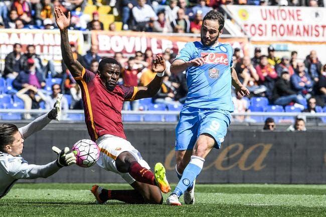Officiel: Higuain quitte Naples pour la Juventus Turin!