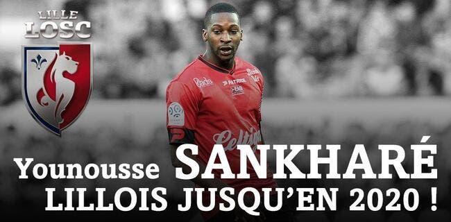 Officiel: Younousse Sankharé signe au LOSC
