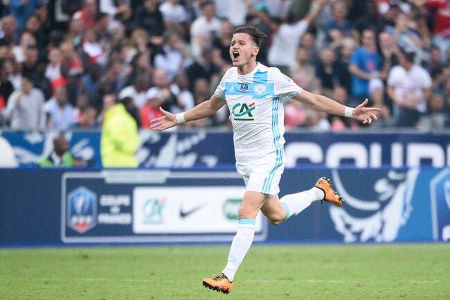 OM : Thauvin détourné de Marseille par un club italien ?