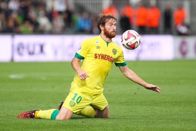 Lorient - Nantes : 0-1
