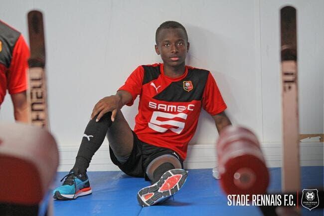 Mercato : Rennes fait signer un attaquant de 17 ans