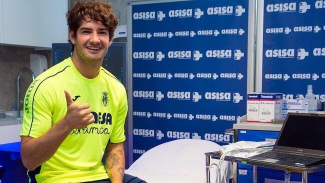 Officiel : Pato signe pour quatre ans à Villarreal