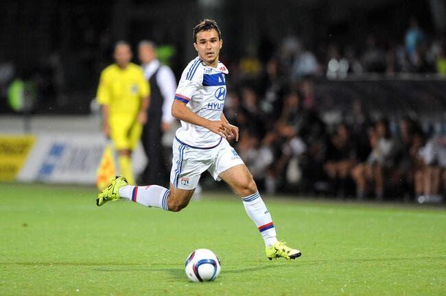 OL : Labidi quitte Lyon et signe à Brest