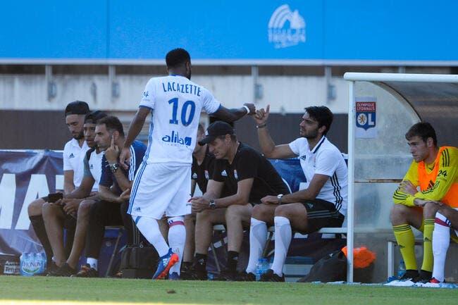 OL : Wenger mécontent du communiqué de Lyon sur Lacazette