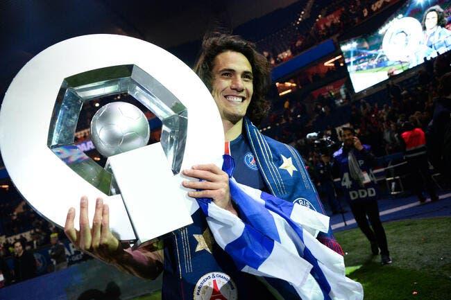 PSG : Cavani a tranché sur son avenir au Paris SG