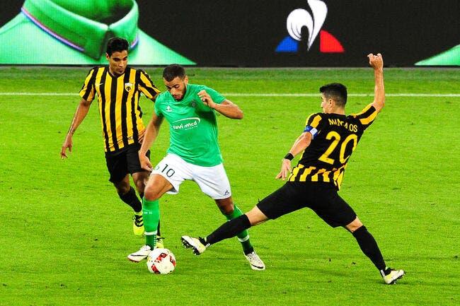 EL: ASSE-AEK Athènes 0-0