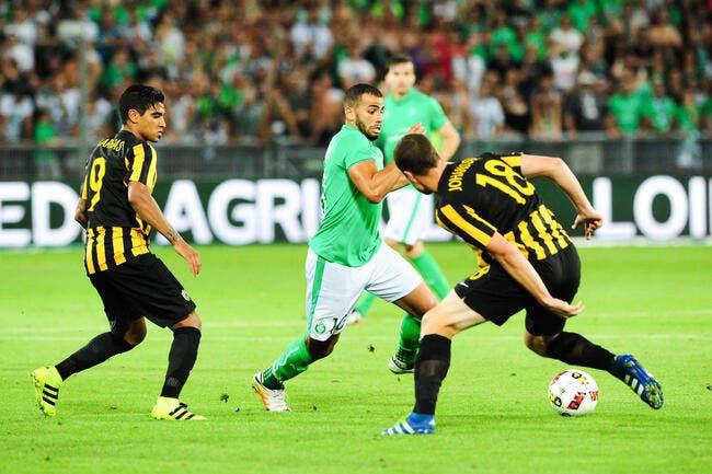 EL: Des Verts bien pâles et un 0-0 inquiétant
