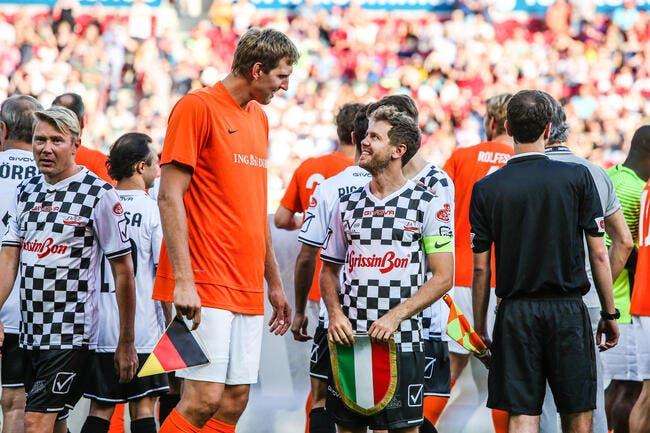 Insolite : Dirk Nowitzki rejoue le pénalty de Zaza