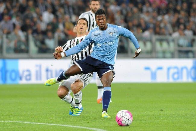 Monaco: Enorme offre pour Keita, la Lazio attend encore plus!