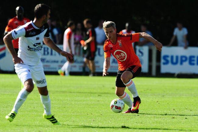 Officiel: Lorient prolonge Jeannot jusqu'en 2020