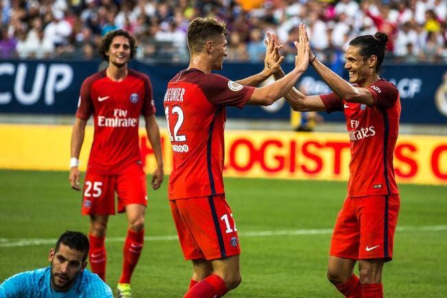 PSG: Lucas à Liverpool, Bacca à Paris, l'attaque chamboulée ?