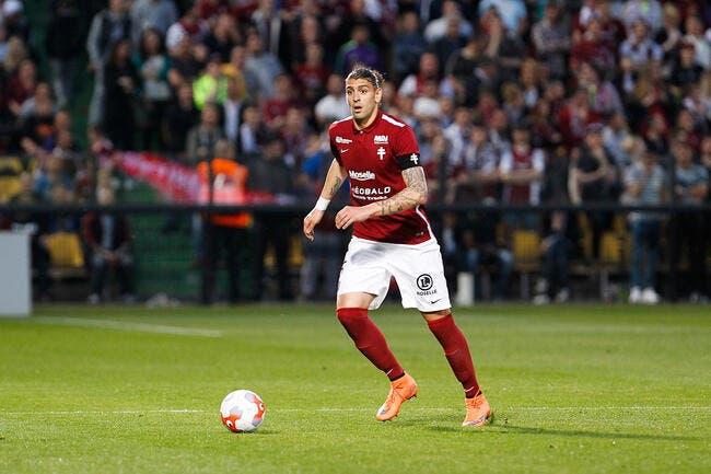 Kaiserslautern - Metz : 1-1