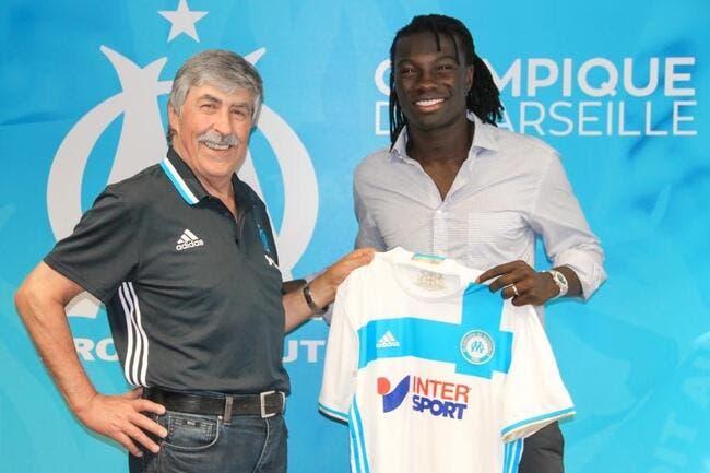 Officiel : Bafé Gomis signe à l'OM pour un an !