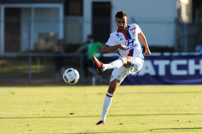 OL : Aulas se fâche, Ghezzal éjecté du groupe contre Benfica !