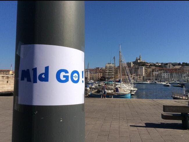 OM : Après Pokémon Go, le MLD Go fait un carton à Marseille !