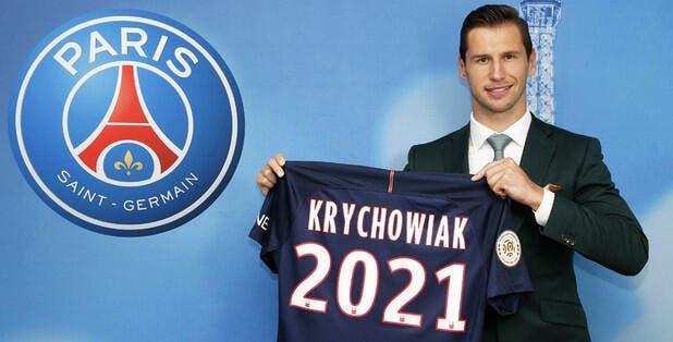 PSG : Paris confirme la suspension de Krychowiak contre l'OL