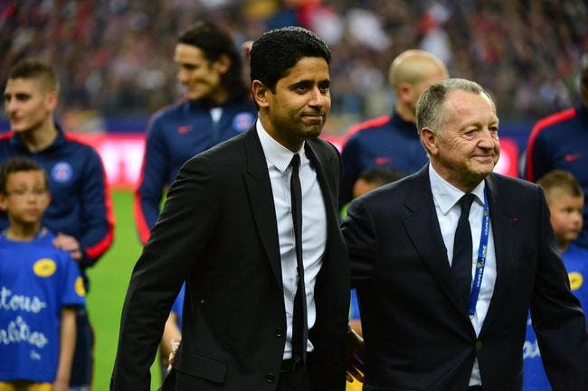 PSG : Paris refuse de se faire matraquer par l'OL pour Lacazette