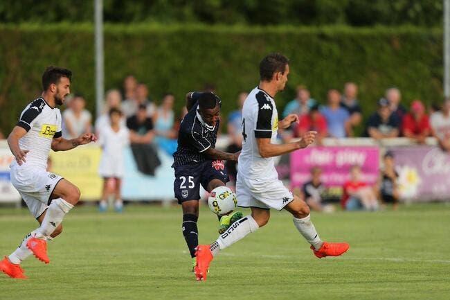 Bordeaux - Angers : 0-3