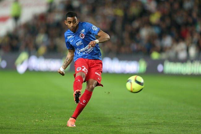 Caen - UNFP : 4-3