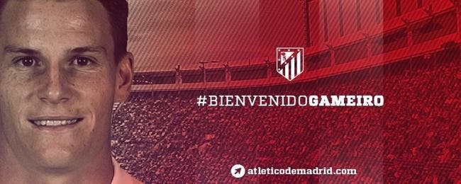 Officiel : Kevin Gameiro à l'Atlético Madrid pour 4 ans !