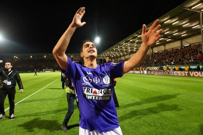 Officiel : Wissam Ben Yedder signe au FC Séville !
