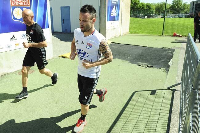 OL : Lyon dément un départ imminent de Valbuena au mercato !