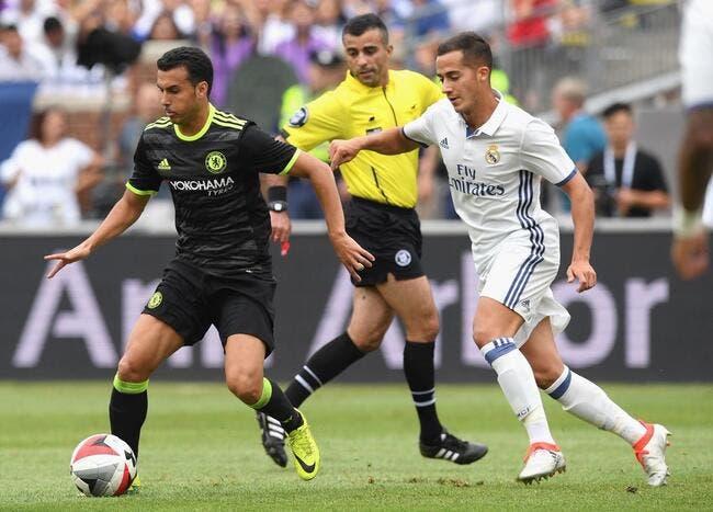 Real Madrid - Chelsea : 3-2