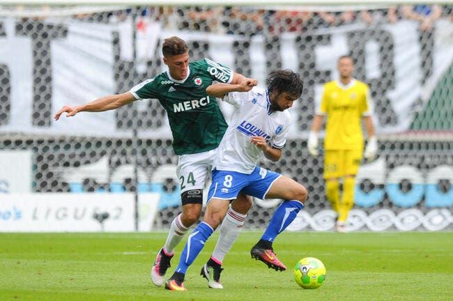 Red Star - AJ Auxerre : 0-0
