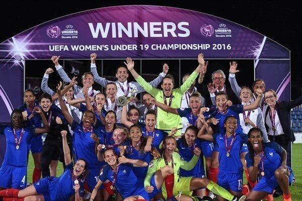 Euro U19 Féminin : La France gagne une parodie de finale