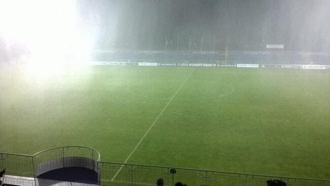 France - Espagne : La finale U19 interrompue par le déluge